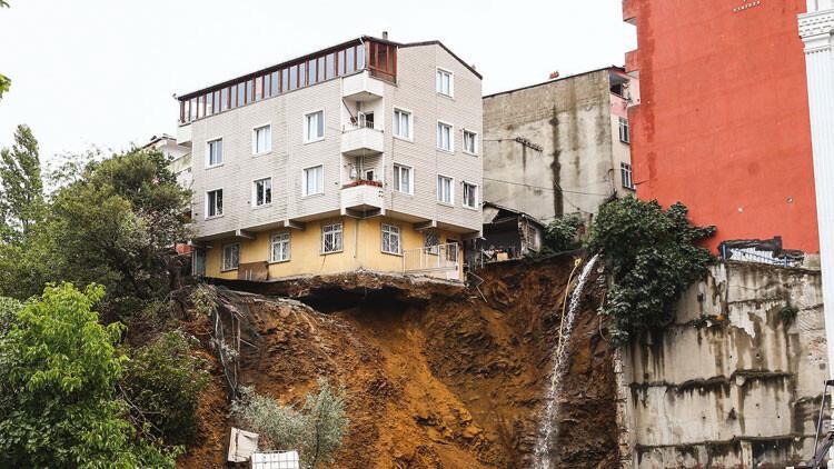 Sütlüce'de yıkılan bina ile ilgili çarpıcı gerçek ortaya çıktı