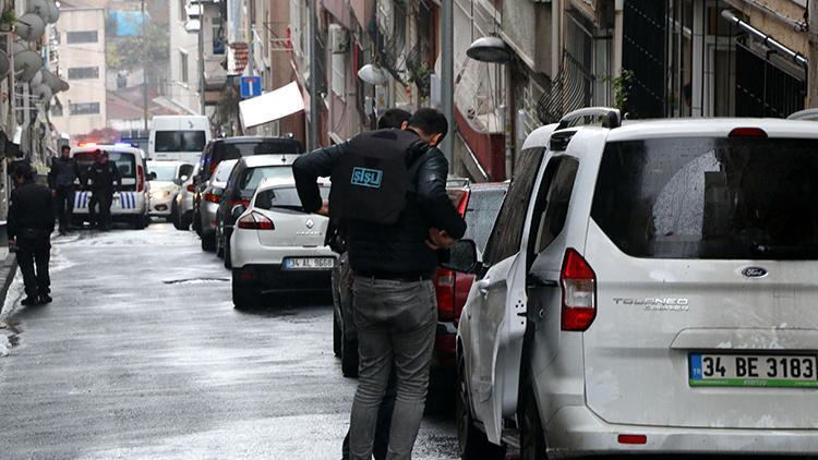 Son dakika: Şişli'de silah sesleri paniğe neden oldu! Gözaltına alındı