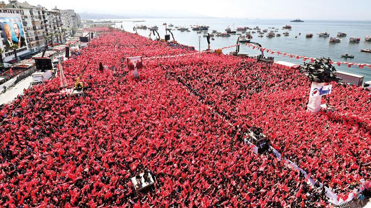 İzmir'de ortak miting: Yıllarca bu şehri istismar ettiler