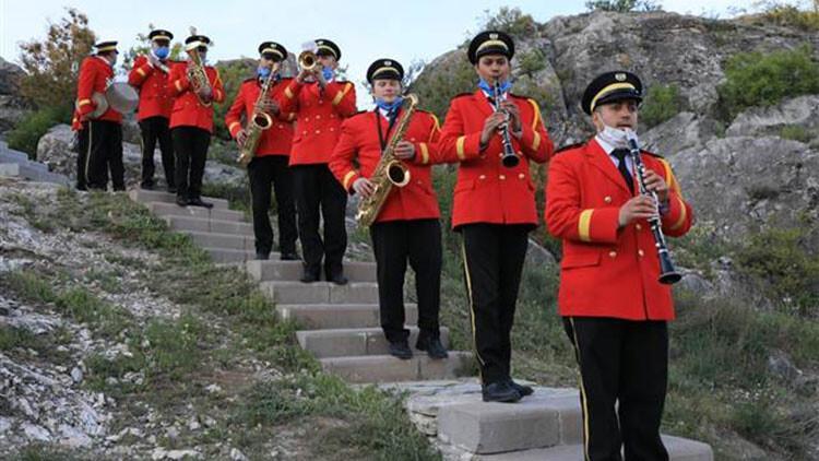 Amasya'da 156 yıllık gelenek bozulmadı