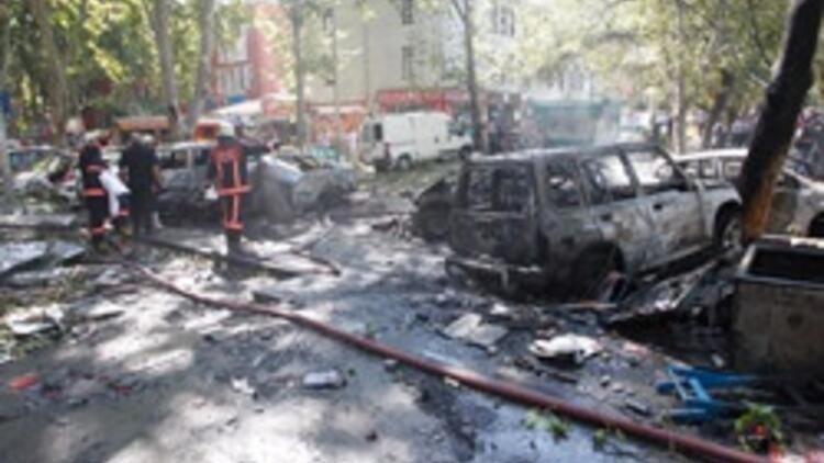 Son dakika haberler... Kumrular Caddesi'ndeki terör saldırısının şüphelileri yakalandı