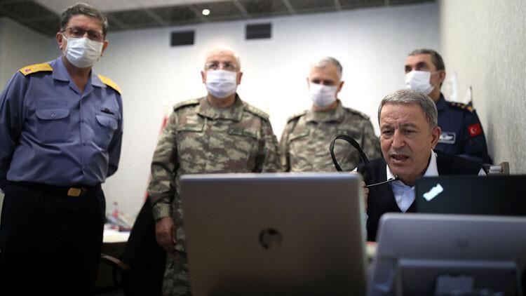 Son dakika haberler: Kuzey Irak'ta kara harekatı! İşte Haftanin'de son durum