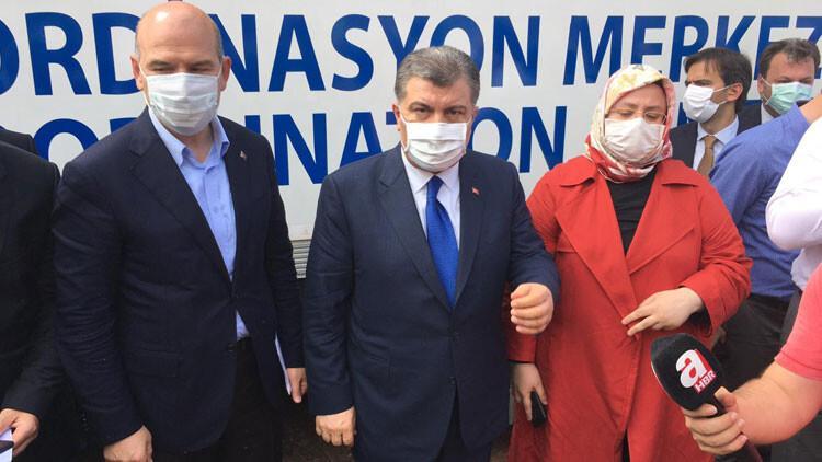 Son dakika haberi: Sakarya'da havai fişek fabrikasında patlama! Bakan Koca son durumu açıkladı...