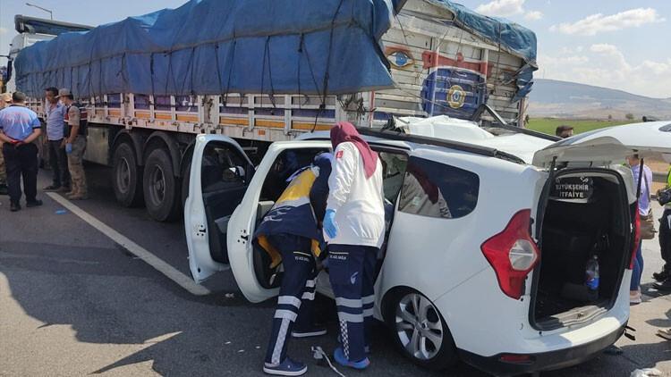 Son dakika haberler... Gaziantep'te facia... 3 ölü, 2 yaralı
