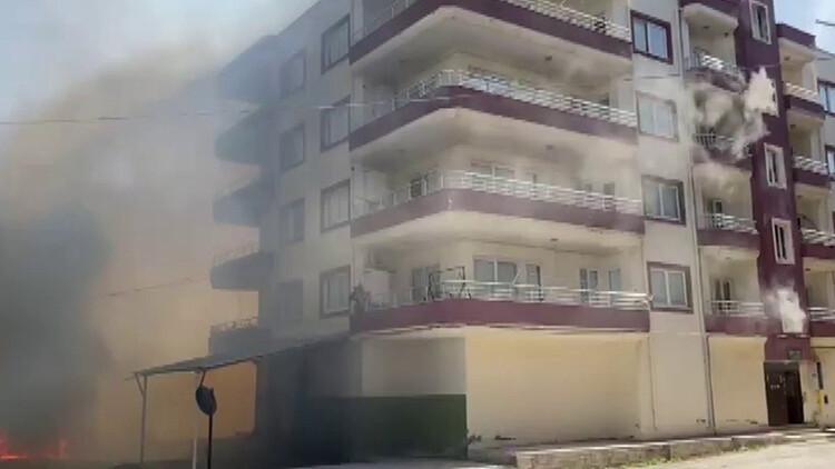 Son dakika haberi: Hatay'da büyük yangın… Bakan Pakdemirli'den flaş sözler: Tahliyesini istedik