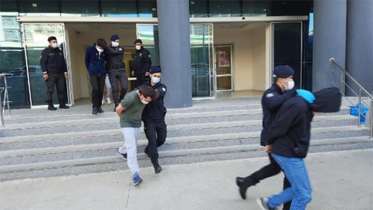 Bursa'da uyuşturucu operasyonu: 9 tutuklama