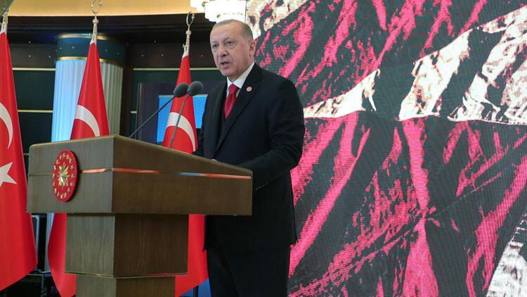 Son dakika haberleri... Cumhurbaşkanı Erdoğan'dan önemli açıklamalar
