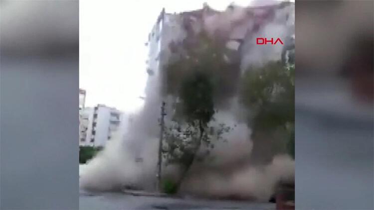 Son Dakika: İzmir'de 6.6 büyüklüğünde deprem... AFAD: 4 kişi hayatını kaybetti, 120 yaralı var
