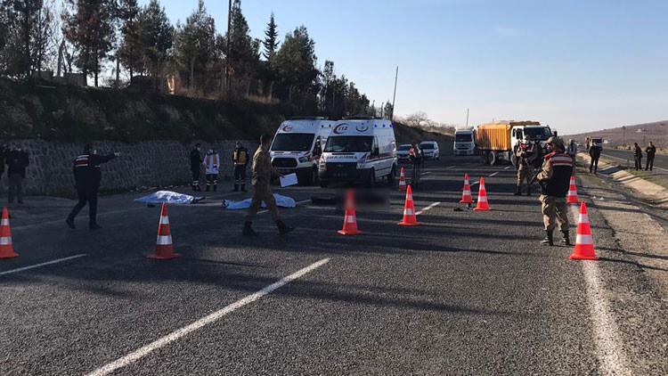 Şanlıurfa'da kara yolu üzerinde dehşet! Kavga silahlı çatışmaya döndü: 5 ölü