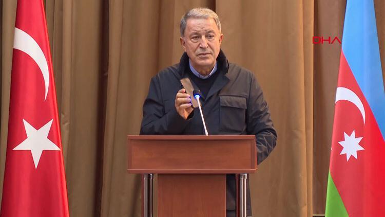 Cumhurbaşkanı Erdoğan'dan Ermenistan'a uyarı: Yanlıştan dönmelerini tavsiye ediyorum