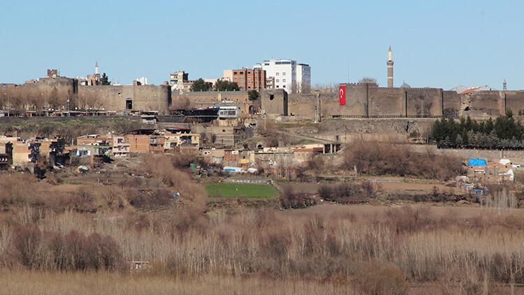 Diyarbakır'ın tarihi mekanlarında 'kısıtlama' sessizliği