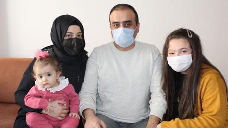 İlik bekleyen 15 aylık Zeynep'e donör olabilmek için kan verdiler