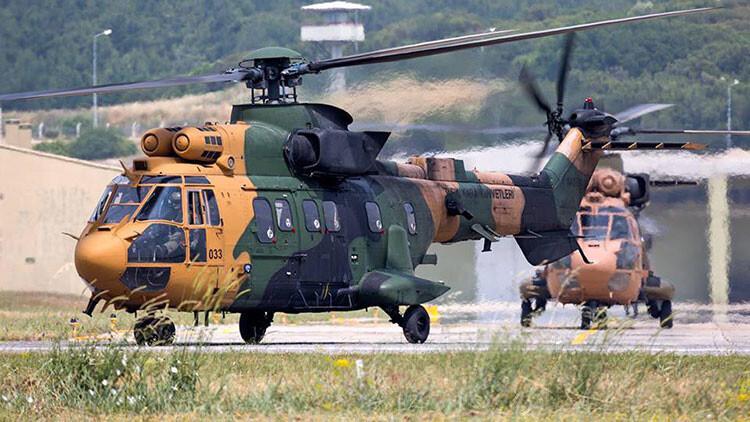 Son dakika haberi: Bitlis'te askeri helikopter düştü! 11 şehidimiz var