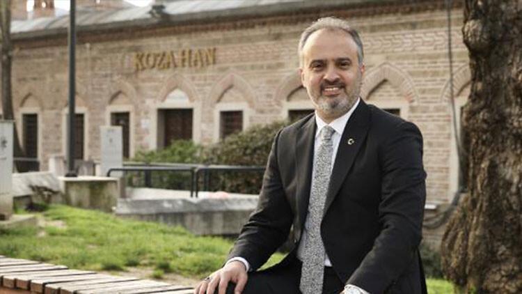 607ecb342269a238ece1997e - Bursa Büyükşehir Belediye Başkanı Alinur Aktaş'ın Covid-19 testi pozitif çıktı
