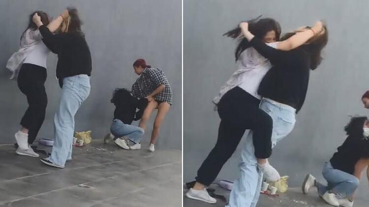 608e9cd14e3fe01984b590e8 - İzmir'de şoke eden olay! Fenomen olmak için bunu da yaptılar