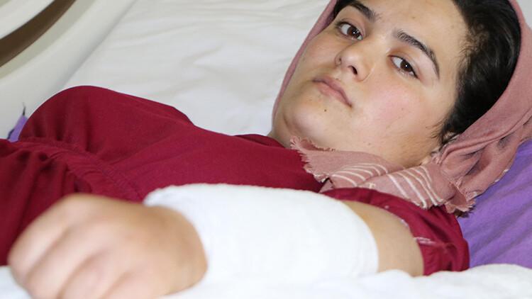 Erzurum'da feci olay... Bomba gibi patladı! Hastanelik etti