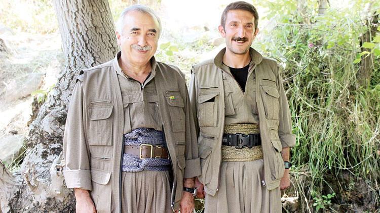4 üst düzey PKK'lı öldürüldü! Pusuya giderken...