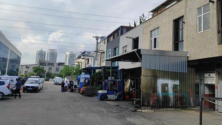 Son dakika: Başakşehir'de sanayiciler sitesinde patlama
