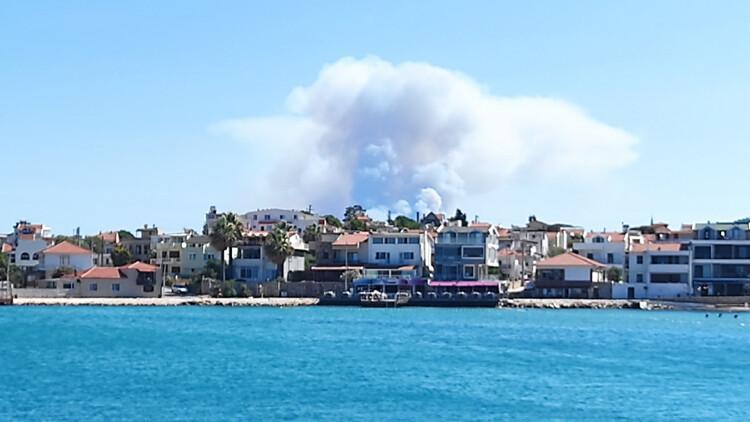 Yangınlarla mücadelede 11'inci gün... Sıcak bölgelerde son durum