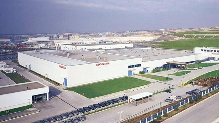 Honda Türkiye Gebze'deki fabrikasında üretimi sonlandırdı