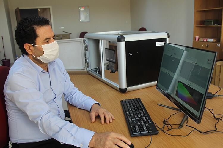 Türkiye'de bir ilk gerçekleşti... OLED Karakterizasyon Cihazı ihracata başladı