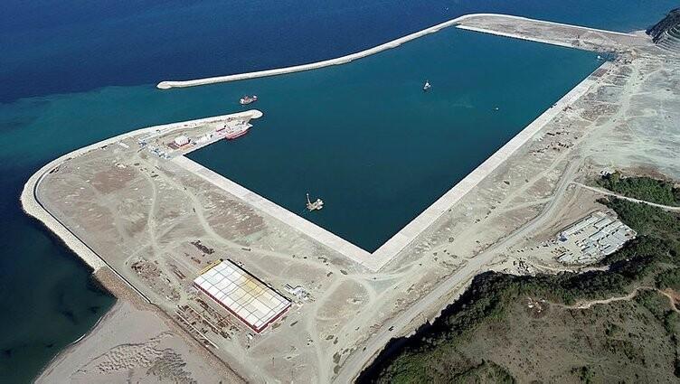 Filyos Limanı'nda büyük hareketlilik! Erdoğan'ın müjdesi bekleniyor