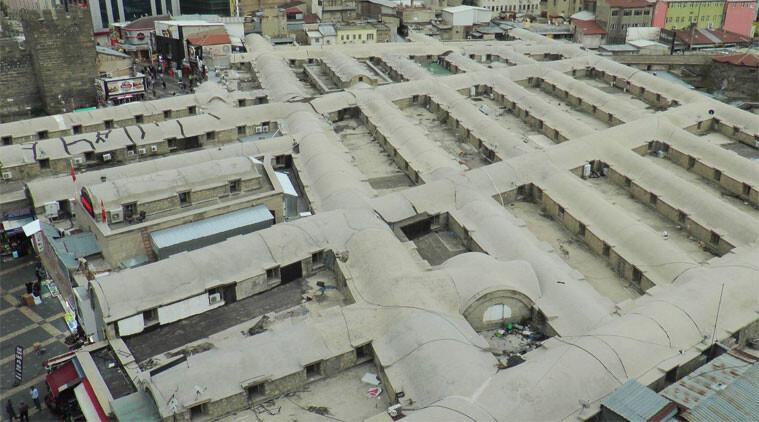 Korkutan iddia: 'Kayseri Kapalıçarşı'sı domino taşı gibi yıkılır'
