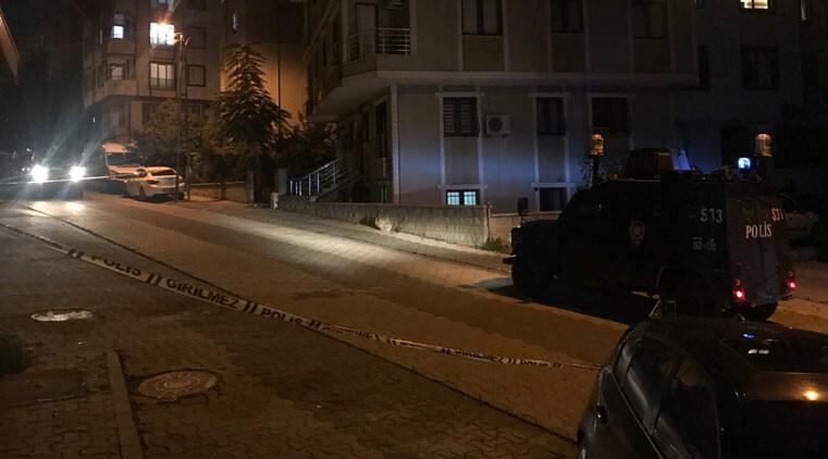 Ataşehir'de hareketli anlar... O ihbar polisi harekete geçirdi