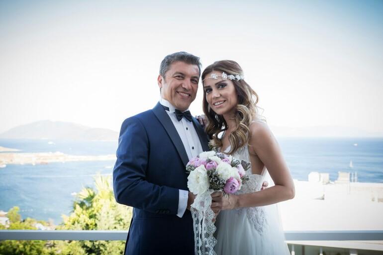 Gazeteci İsmail Küçükkaya bu akşam evlendi