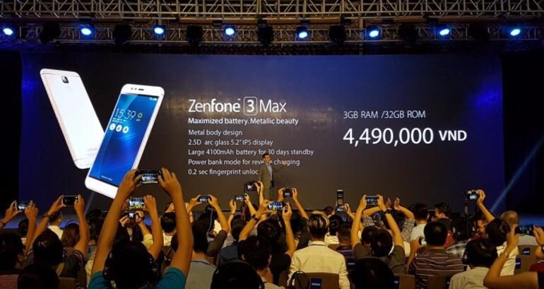 ASUS Zenfone 3 Laser ve Zenfone 3 Max tanıtıldı, işte özellikleri