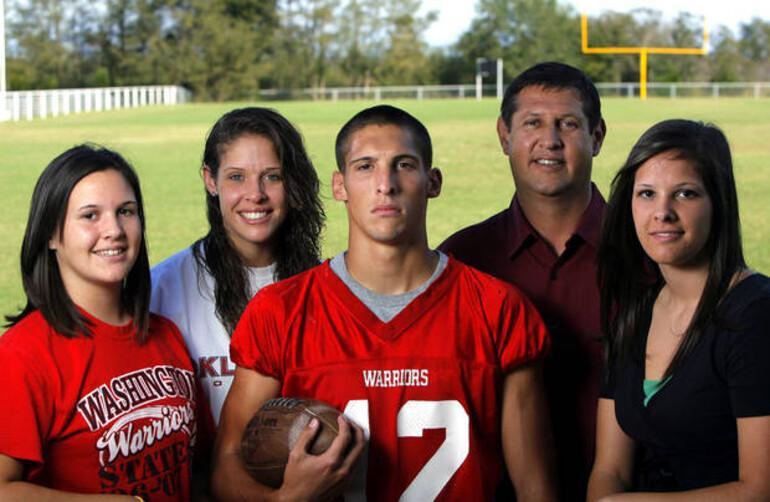 ABDde ünlü futbolcunun babası havalimanında öldürüldü