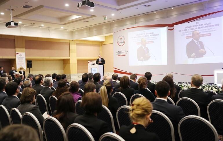 Türkiye'den Avrupa'ya Türkçe dersi teklifi