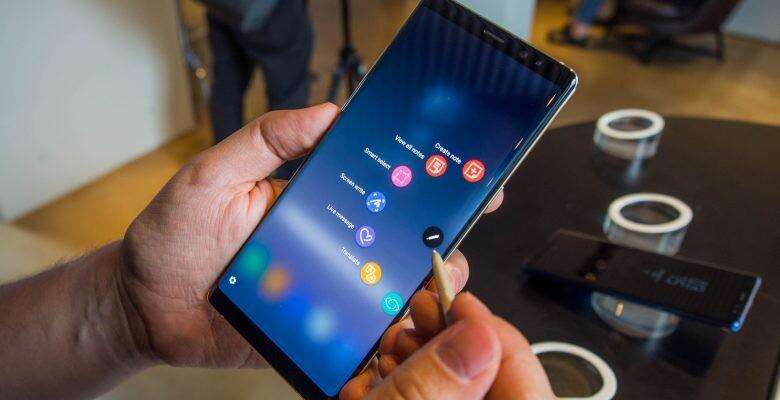 Galaxy Note 9'a kapsamlı bir bakış