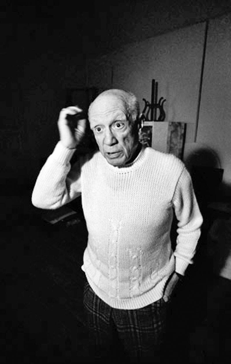 Duayenin portresi: Dali'den Churchill'e...