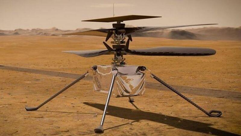 605b23da7152d8346c558c43 - NASA, Nisan başında Kızıl Gezegen'de helikopter uçuracak