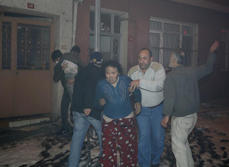 Bayrampaşa'daki yangından kötü haber geldi