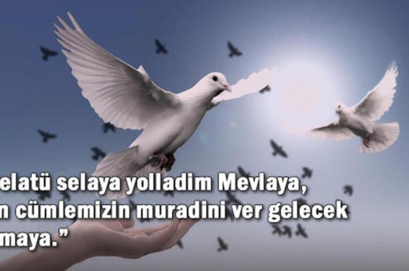 Mevlid Kandili'ne özel en güzel cuma mesajları... 8 Kasım farklı ve yeni cuma mesajı sözleri