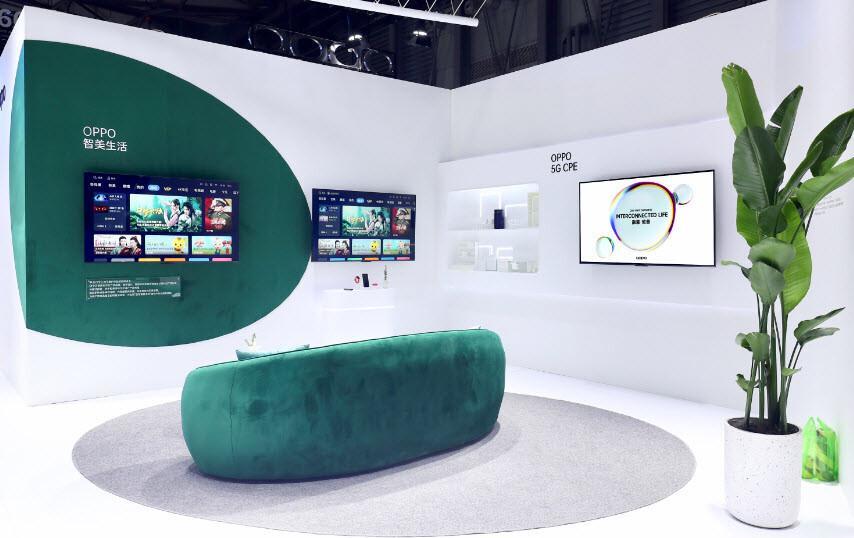 Oppo yeni teknolojilerini Mobil Dünya Kongresi'nde sahneye çıkardı