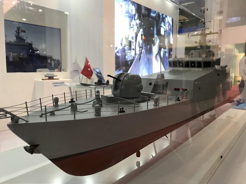 Pakistan'ın yeni gemi siparişleri yolda