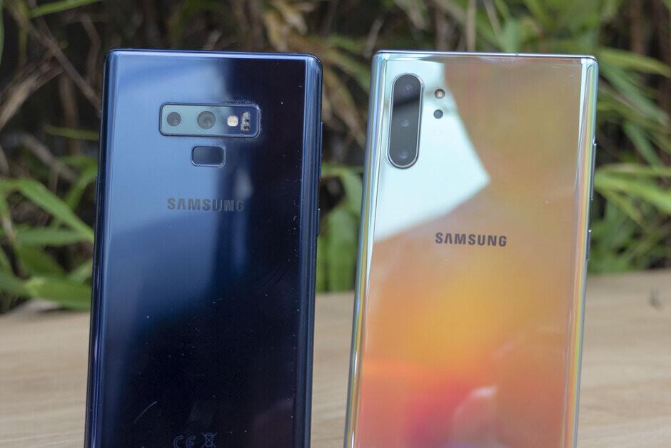 Samsung Galaxy Note 10 satışları Note 9'u geride bıraktı